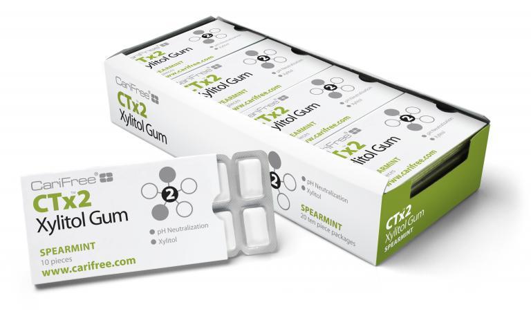 PRO | CTx2 Xylitol Gum