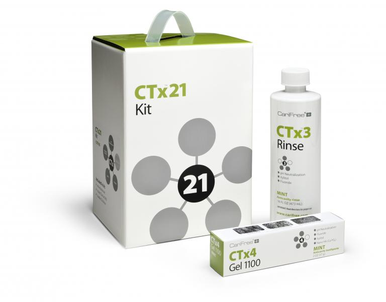 CTx21 Kit with CTx4 Gel 1100