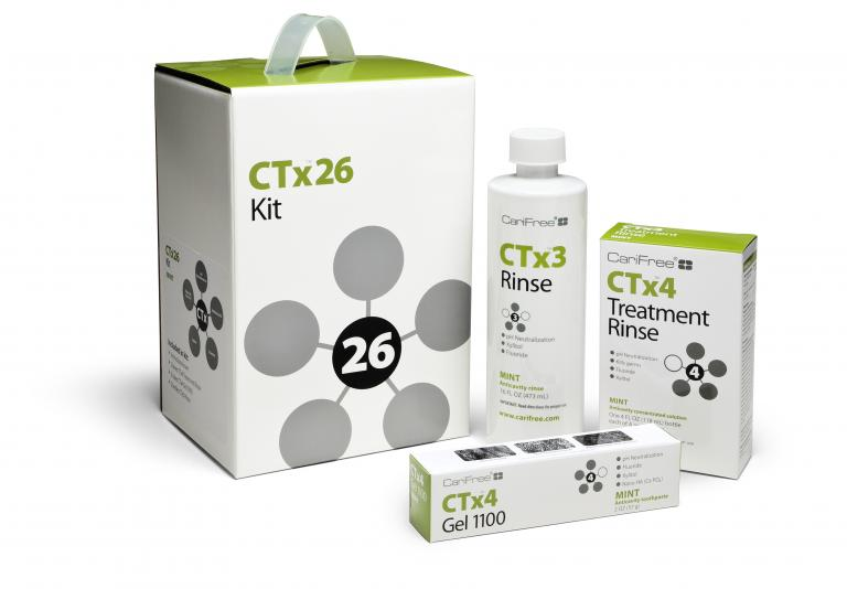CTx26 Kit with CTx4 Gel 1100