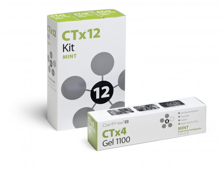 CTx12 Kit with CTx4 Gel 1100