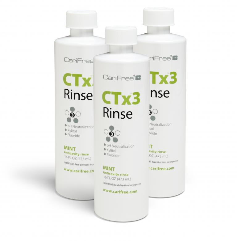 CTx3 Rinse – 3 Pack