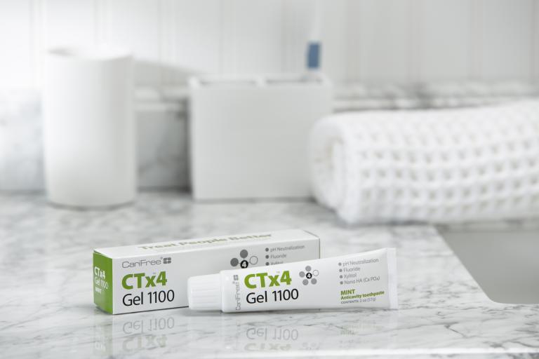 CTx4 Gel 1100 .24%