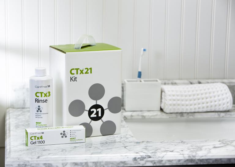 CTx21 Kit with CTx4 Gel 1100