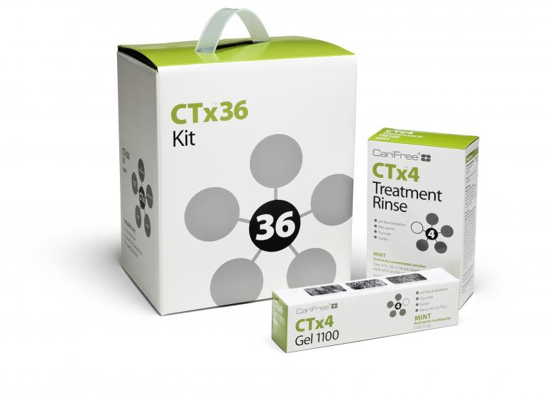 CTx36 Kit with CTx4 Gel 1100